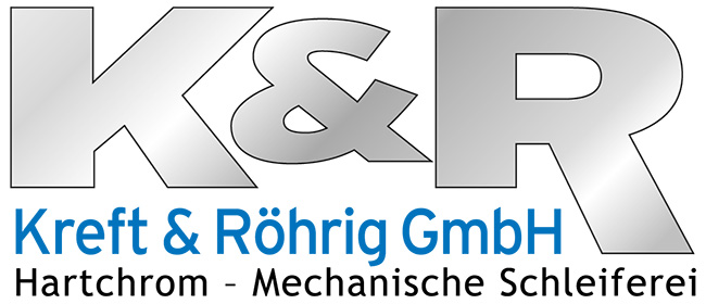 Quality management at Kreft & Röhrig GmbH, Hard chrome and mechanical grinding
